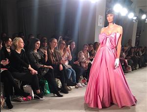Fashion-Week-Hoschek-Pink