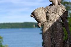 LaVilla-Statue