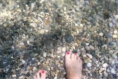 LaVilla-Wasser-Fuesse