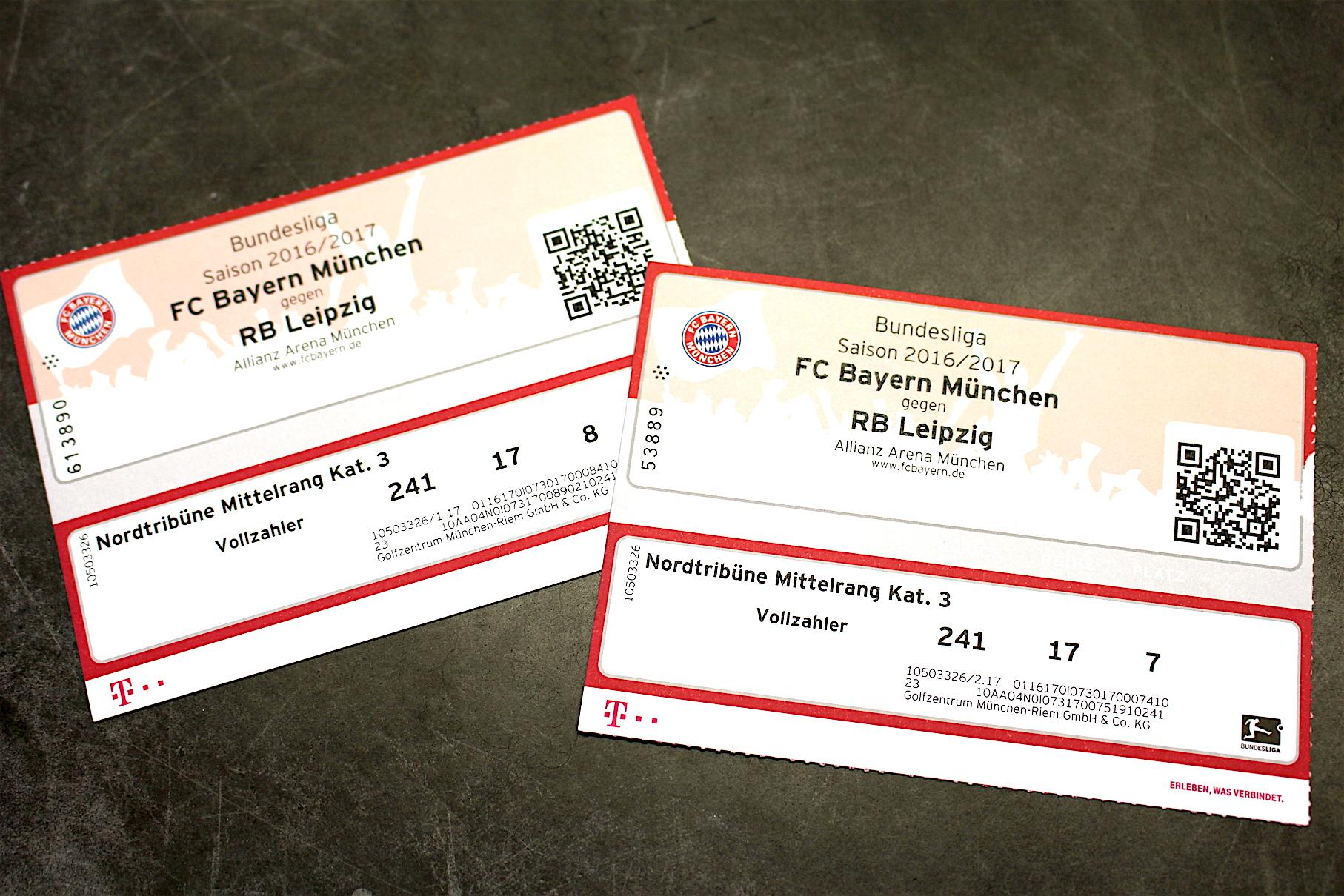 Bayern München Arsenal Tickets